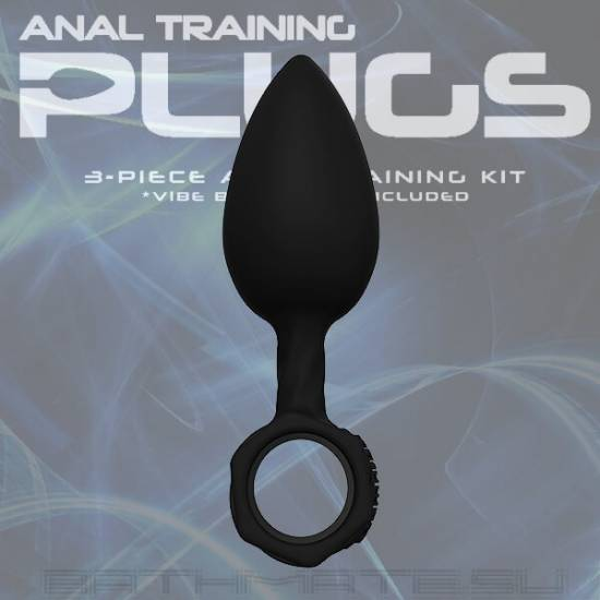 Anal Training Plugs