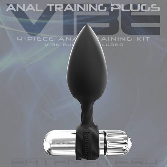 Anal Training Plugs VIBE