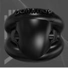 """VIBE RINGS """"Strength"""" - эрекционное кольцо (вибро)"""